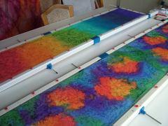 Fiona Stolze silk art studio