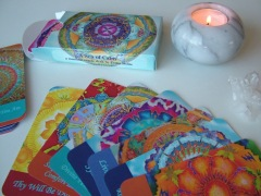 mandala oracle card deck