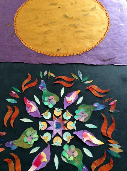Mandala assembly