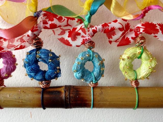 rainbow beads - 1