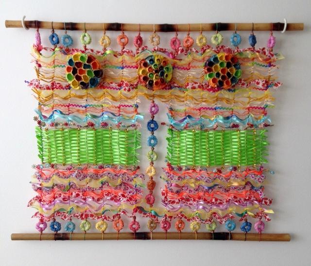 Rainbow Delight Weaving