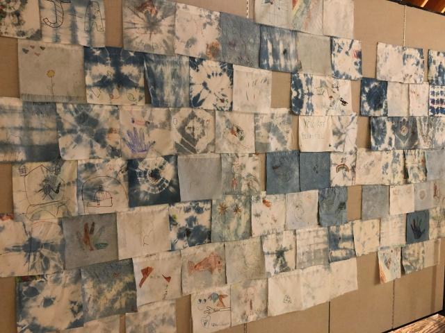 Weathered Art - Community Art Panels -1
